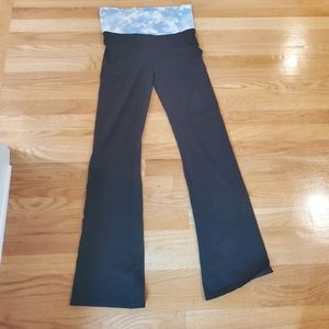Victoria's Secret foldover lounge pants- size smal